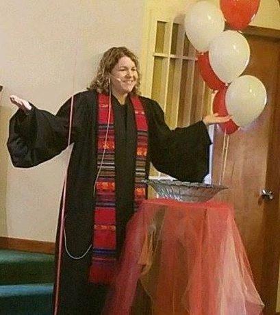 Pastor Kristin Stroble