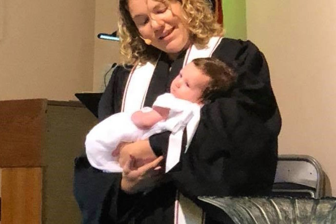 Reverend Kristin Stroble